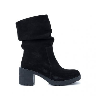 Commanchero 5468 Μαύρες Γυναικείες Μπότες