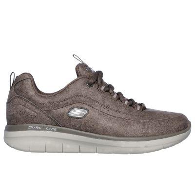 Γυναικεία Sneakers Skechers Synergy 2.0 Comfy Up 12934 Τάουπε