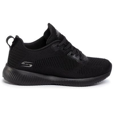 Γυναικεία Sneakers Skechers Bobs Sport Squad Tough Talk 32504 BBK Black
