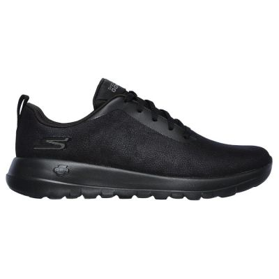 Ανδρικά Sneakers Skechers GOwalk Max - Impact 54613-BBK Μαύρο