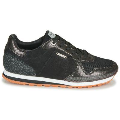 Γυναικεία Sneakers Pepe Jeans Verona W Top PLS31037 999 Black