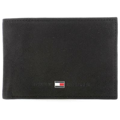 Ανδρικό Πορτοφόλι Tommy Hilfiger Johnson Mini AM0AM00662 002 Μαύρο