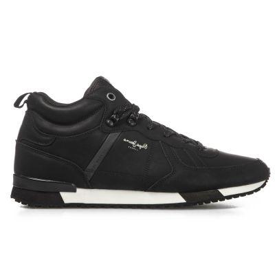 Ανδρικά Sneakers Pepe Jeans Tinker Boot PMS30662-999 Μαύρο