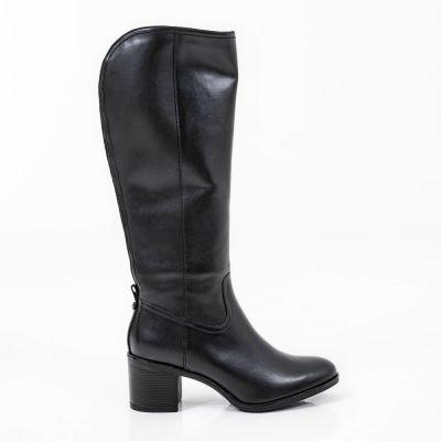 Γυναικείες Μπότες Geox Asheel D04FSD 00043 C9999 Black
