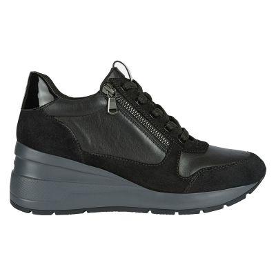 Γυναικεία Sneakers Geox Zosma Black D048LB 02285 C9999