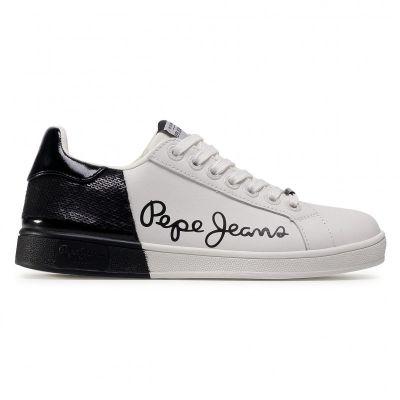 Γυναικεία Sneakers Pepe Jeans Brompton Dual PLS31026 Black 999