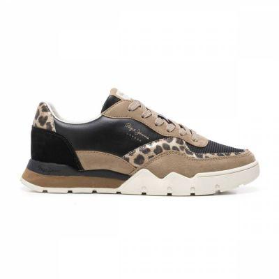 Γυναικεία Sneakers Pepe Jeans Siena Smart PLS31030 Camel 855