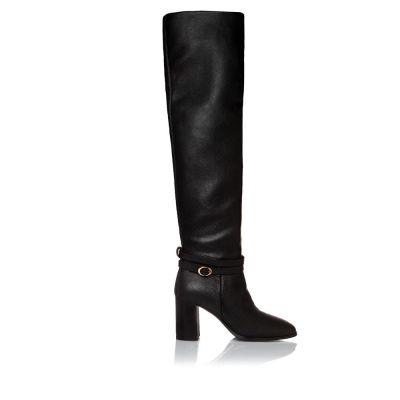 Γυναικείες Μπότες Sante 20-514 Μαύρο