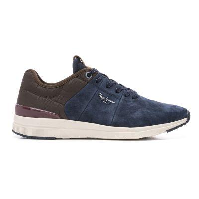 Ανδρικά Sneakers Pepe Jeans Jayker Street PMS30638 595 Μπλε