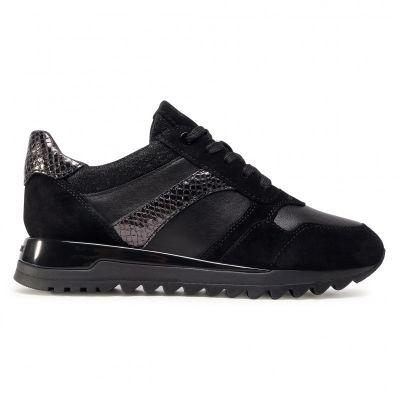 Γυναικεία Sneakers Geox Tabelya D04AQA 08522 C9999 Black