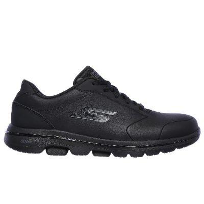 Γυναικεία Sneakers Skechers Go Walk 15947/BBK Μαύρο