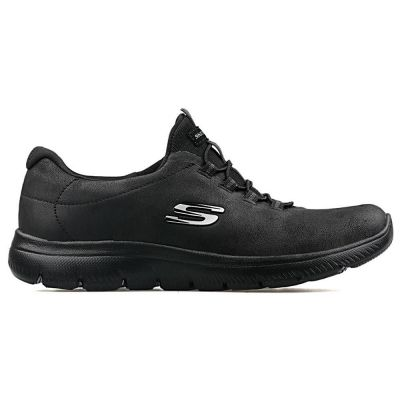 Γυναικεία Sneakers Skechers Summits-ITZ Bazik Μαύρο 88888301-BBK