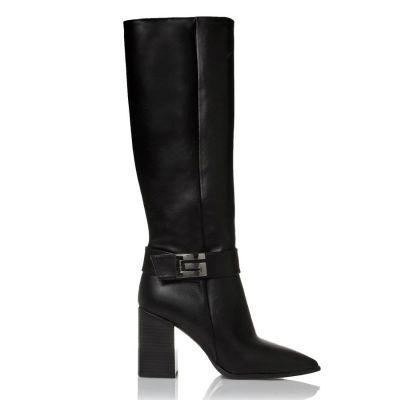 Γυναικείες Μπότες Sante 20-538 Μαύρο