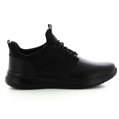 Ανδρικά Sneakers Skechers Delson Axton Μαύρο 65870-BBK