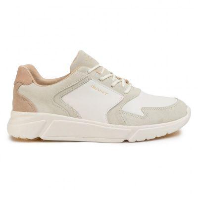 Γυναικεία Sneakers Gant Cocoville 20531536 Br. Wht./Cream/Beige G295