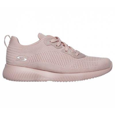 Γυναικεία Sneakers Skechers Bobs Sport Squad Tough Talk 32504 PNK Ροζ