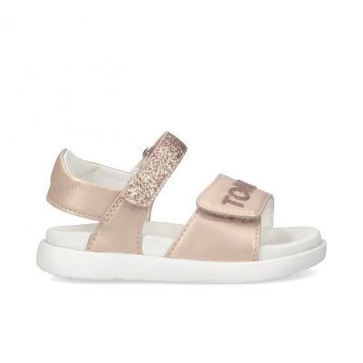 Παιδικά Πέδιλα Tommy Hilfiger Κορίτσι Velcro Sandal T1A2-31036-0569A Ροζ 122 (24-29)