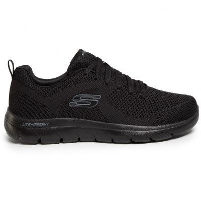 Ανδρικά Sneakers Skechers Brisbane 232057/BBK Μαύρο