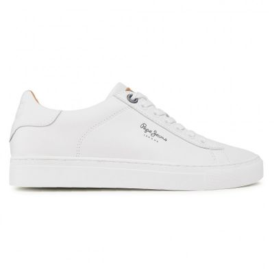 Γυναικεία Sneakers Pepe Jeans Kenton Supra PLS31172 White 800