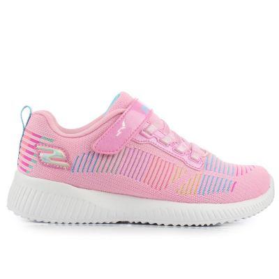 Παιδικά Sneakers Skechers Κορίτσι Fresh Delight 302379L/PKMT Ροζ