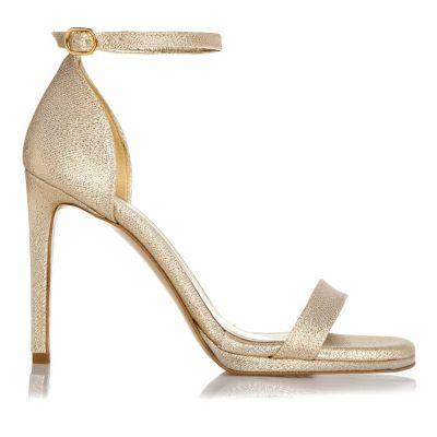 Γυναικεία Πέδιλα Sante 21-261 Χρυσό