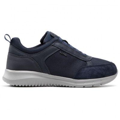 Ανδρικά Ανατομικά Sneakers Geox Monreale U15BVC 01122 C4002 Navy