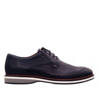 Ανδρικά Παπούτσια Casual Damiani 1301 Μπλε