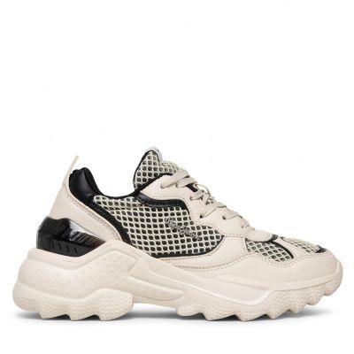 Γυναικεία Sneakers Pepe Jeans Eccles Μπεζ PLS31228 Sand 847