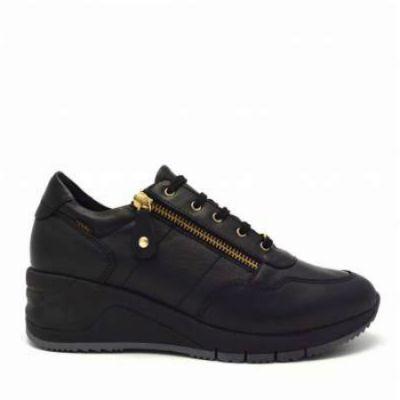 Γυναικεία Sneakers Ragazza 0208/Α Μαύρο