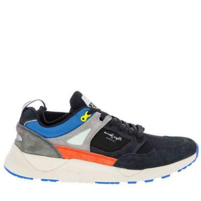 Ανδρικά Sneakers Pepe Jeans Orbital 30568 999 Black